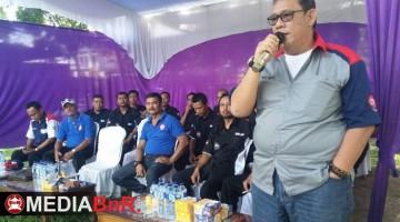 Pelantikan pengurus BnR Riau (9)