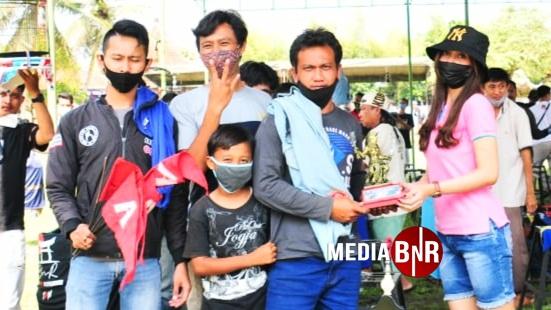 Pelor Mas milik Clio Rahmat-Inhil Team Riau sabet double winner