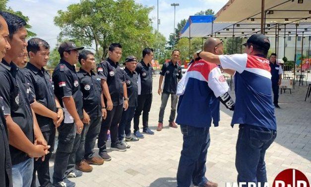 Sertijab Pelantikan Pengurus DPC BnR Sungai Penuh