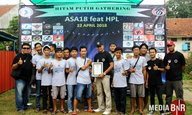 Hitam Putih Gathering, Sukses Kumpulkan Kacer Mania Se-Nusantara