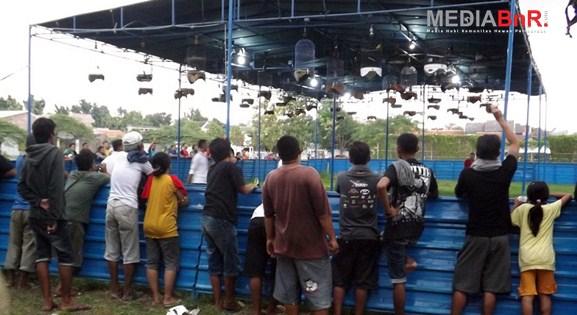 Hujan Deras Mewarnai Latber Perdana, Bintang Timur SF Kuasai Medan
