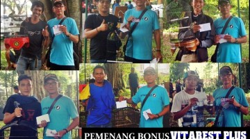 Pemenang Bonus Vitarest Plus