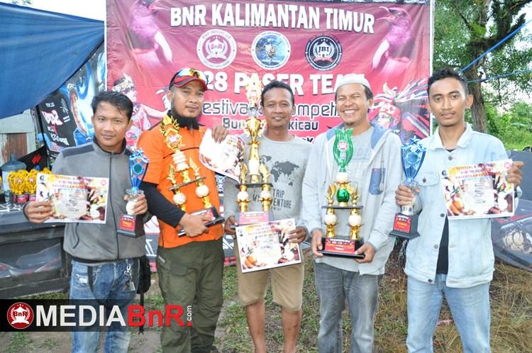 Pemenang Road To BnR Award