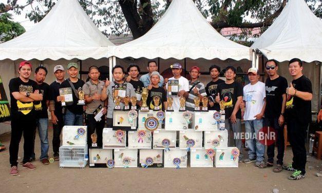 Agapornis Indonesia Sukses Bentangkan Sayap di Makassar