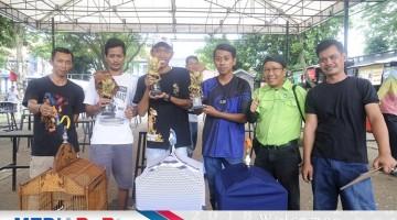 Pemenang juara di Spesial   Kacer