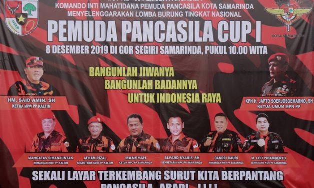DAFTAR JUARA PEMUDA PANCASILA CUP – SAMARINDA (08/12)