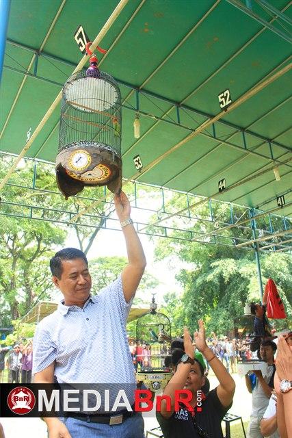 Pengantangan Pertama dilaksanakan Oleh Bp Sunarno Pertanda Lomba Telah dimulai