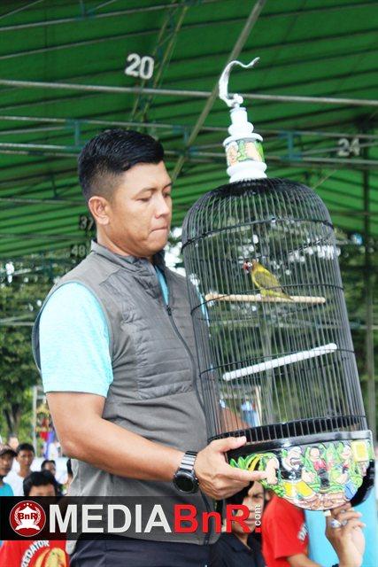 Penggantangan Pertama yang Dilakukan Oleh Dandim 0506 Tangerang