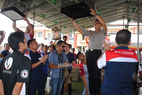 Pemecahan Rekor Lomba Kapolres Cup OKU