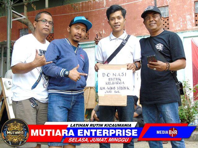 Kicaumania Mutiara Enterprise Kompak Tunjukkan Kebersamaan Di Hari Jum'at Berkah…