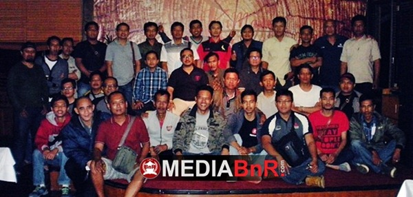Pemantapan & Silaturahmi BnR Pusat dengan BnR Jabar