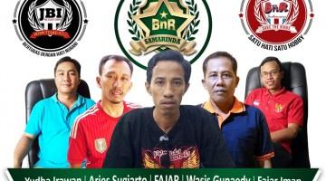 Pengurus BnR Samarinda