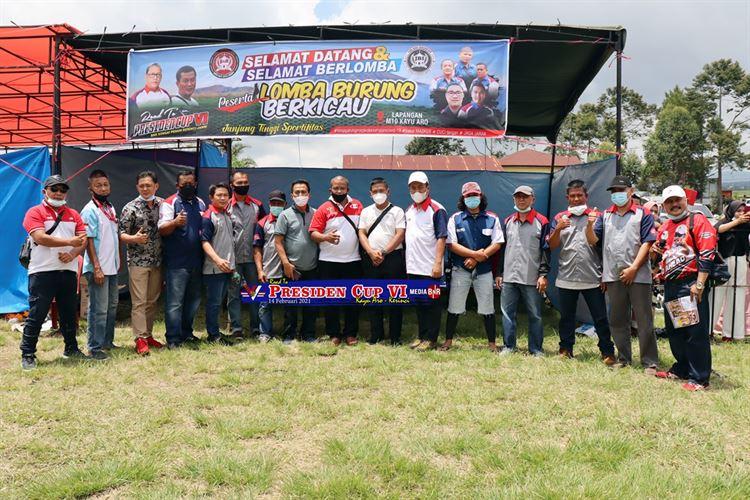 Dihadiri 1442 Kontestan , BnR Sungai Penuh Sukses Gelar Road To Presiden Cup VI