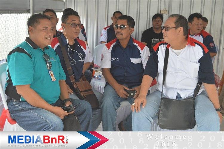 Pengurus BnR jawa Tengah bersama Bang Boy