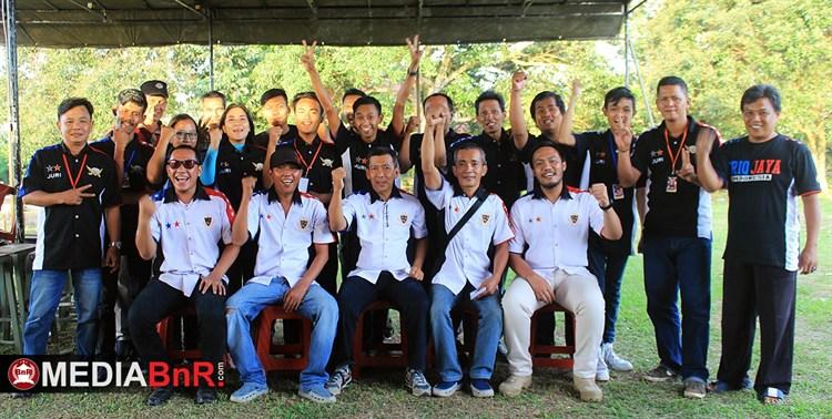 Pengurus DPC Bogor beserta Juri Oriq jaya
