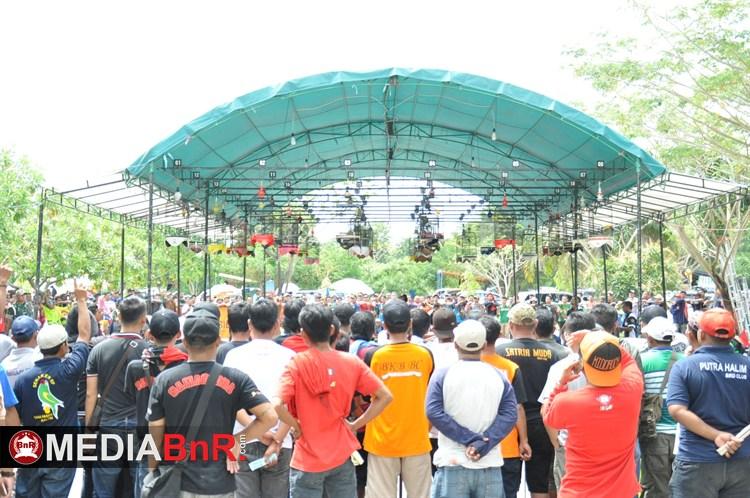 Balikpapan Team Dan BKS SF Tampil Juara Umum
