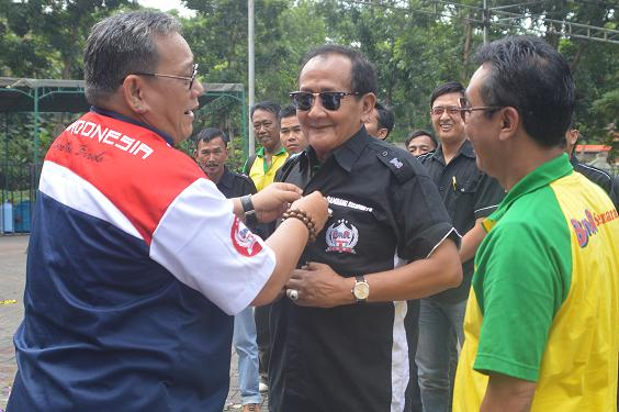 Sosok Pembina BnR Semarang