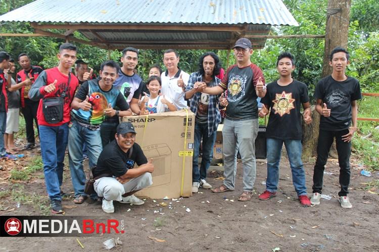 Menangnya Jawara Bird Club Dan Kawan Single Fighter