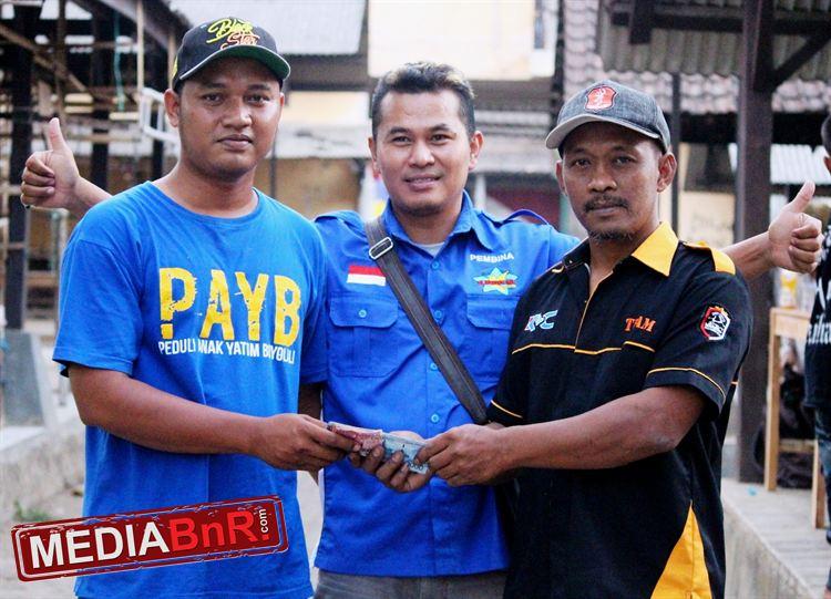 Bagong, Baymax dan New Chelsea Nyeri Raih Double Winner