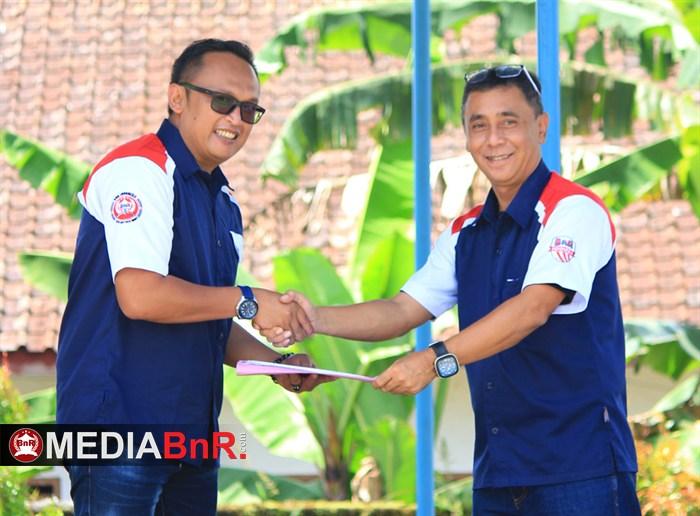 Gelaran Sukses dan Tertib. Greg Pakualam, Duta Kang Mus Juara Umum