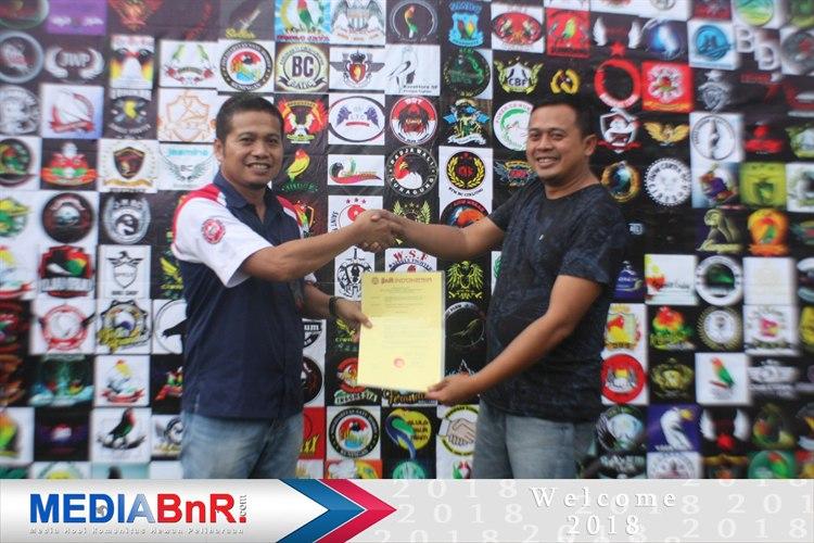 Deni Murdani Ketua Baru BnR Garut 2018