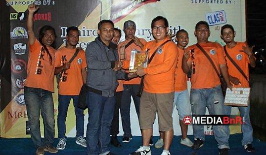 KKLB Bandung dan Cimahi SF Rebut Posisi SF dan BC