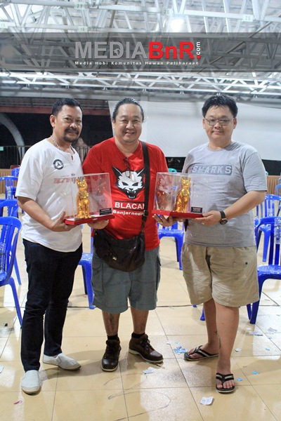 Zaidan & Sona-Sona Nyaris Mendominasi, XXX-AJT & 279 Team Sabet Juara Umum
