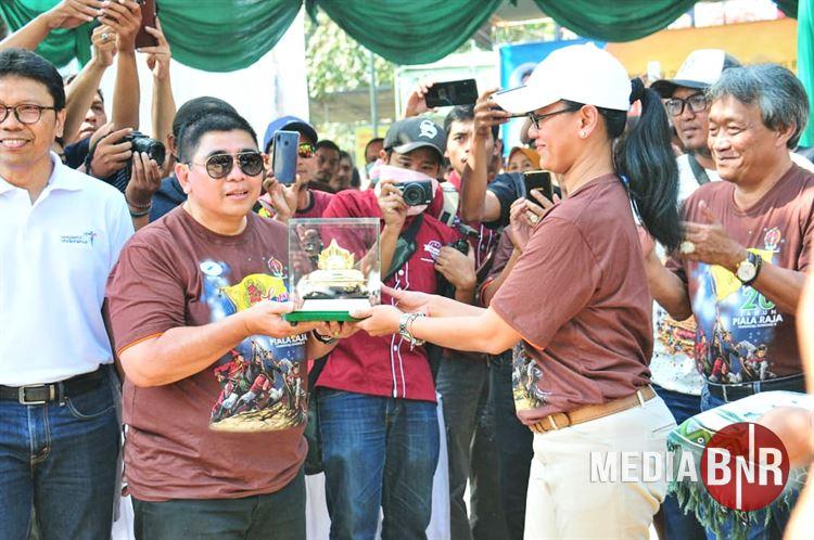 Cerita Manis Sang Jawara Di Piala Raja XX