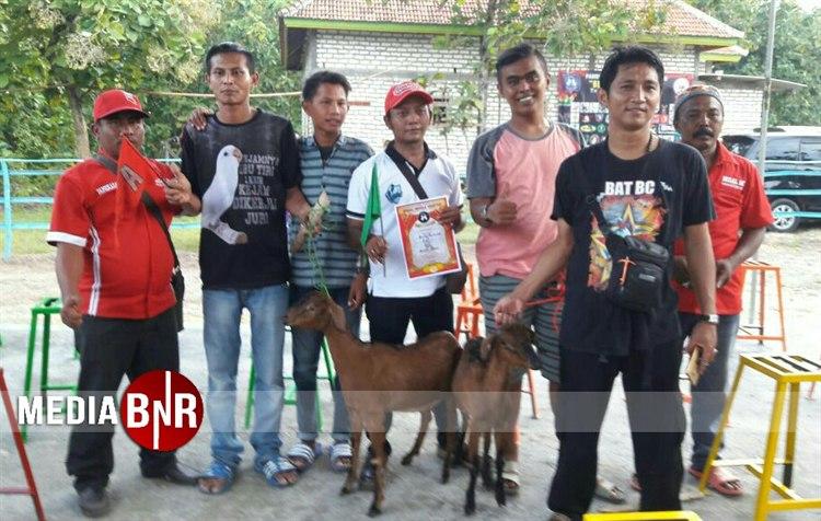 Launching Gantangan Begal BC sukses, Bhonex Dhuro dan GOC juara umum