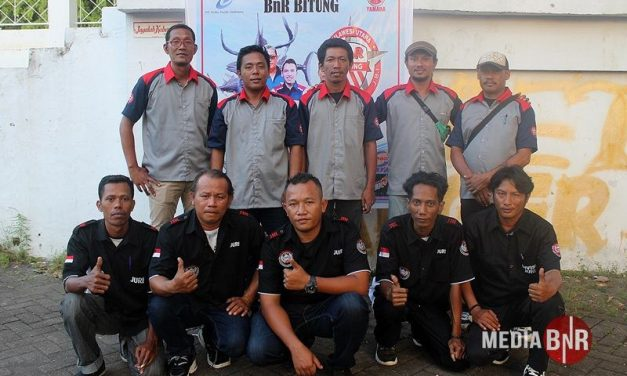 Dua Tahun BnR Bitung Semarakkan Kicaumania Sulawesi Utara