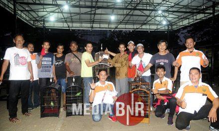 Jawara LBC (Lengkong Bird Club) Babat Habis Kelas Balibu