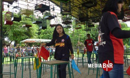Membludak Di Cucak Ijo Dan Love Bird, DT LBB Majapahit Cup I Berkibar