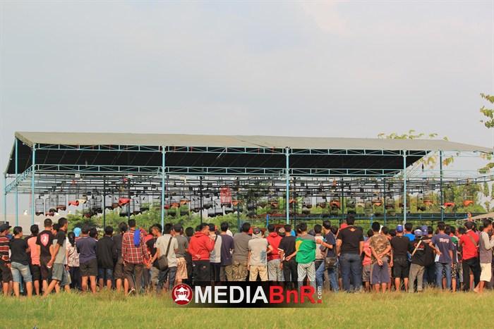 2052 Peserta Penuhi 2 Lapangan Piala Canting II – Liontin, Mujahir & Radja Tega Nyaris Double Winner