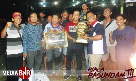 Faidzin DM Tegal Juara SF Di Piala Pasundan III