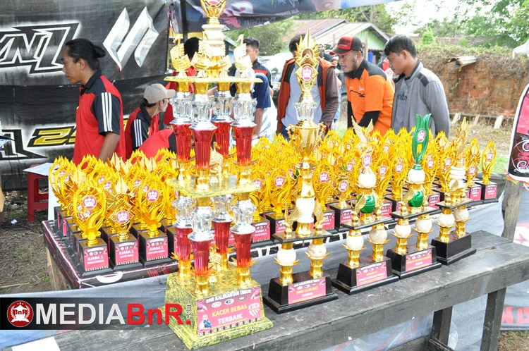 Piala Road To BnR Award Tanah  Grogot Kaltim
