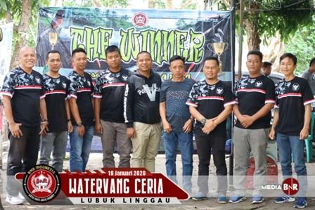 Bertabur Bintang di Acara Waterpang Ceria Lubuk Linggau