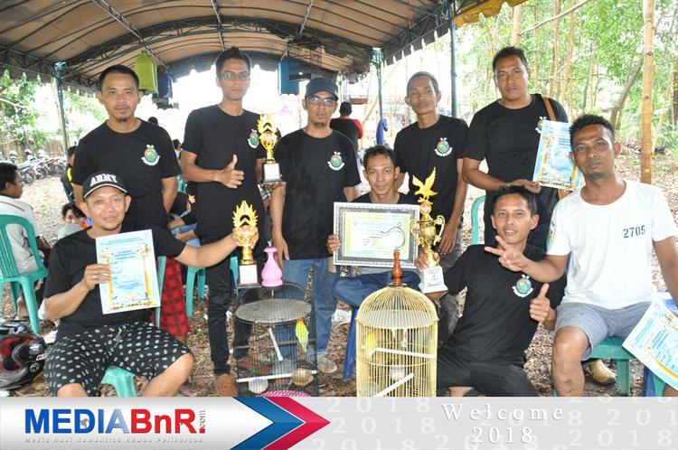 Pinggiran SF Martapura Rebut L. Bird Balibu Terbaik Lewat Melati