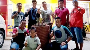 Poetra Mas bersama crww 88 Team