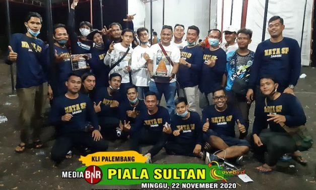 Lewat Jagoan Terbaiknya, Nata SF Kembali Menjadi Juara SF Di Piala Sultan Kli Pelembang.