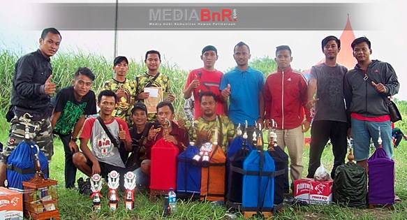 Power Speed Borong Juara, Luna dan Rajo Bayang Top