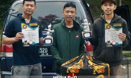 Mantap… Door Prize Tiga Sangkar BnR
