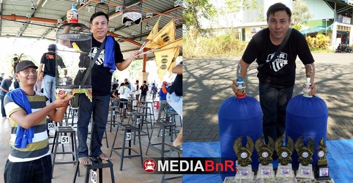Prestasi Yully pada saat berhasil meraih 5 kali juara pertama di Gantangan Agro Community