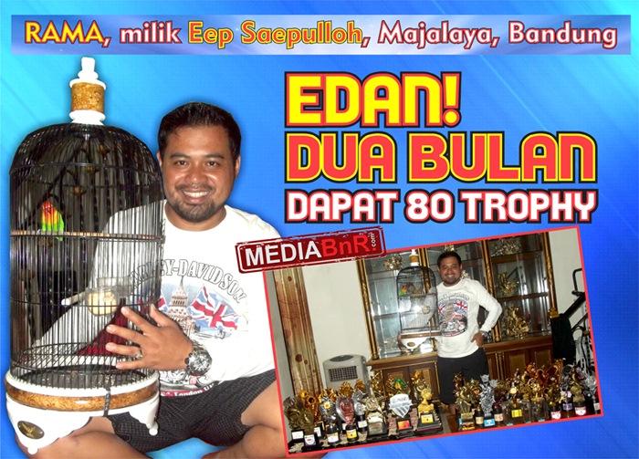 Edan! Baru Dua Bulan Raih 80 Trophy, Ancaman Serius LB Lovers