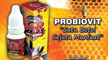 Probiovit bnr satu botol satu juta manfaat