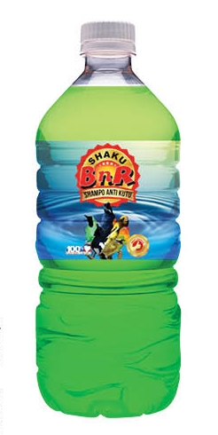 BnR Shaku (Shampo dan Obat Kutu)