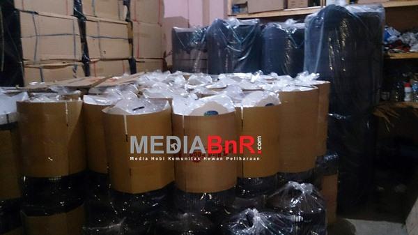 Produk BnR siap dipasarkan