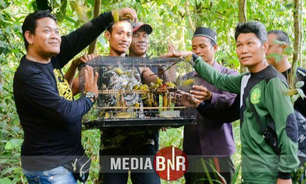 Konservasi Satwa Ala BnR Lombok