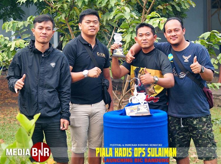 Pulanggeni & SA Double Winner, Paradise SF & Alanza Juara Umum