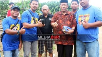 Punggawa KPKJ Team. Bersama H. Abdullah Sani Majukan Dunia Kicau Jambi.
