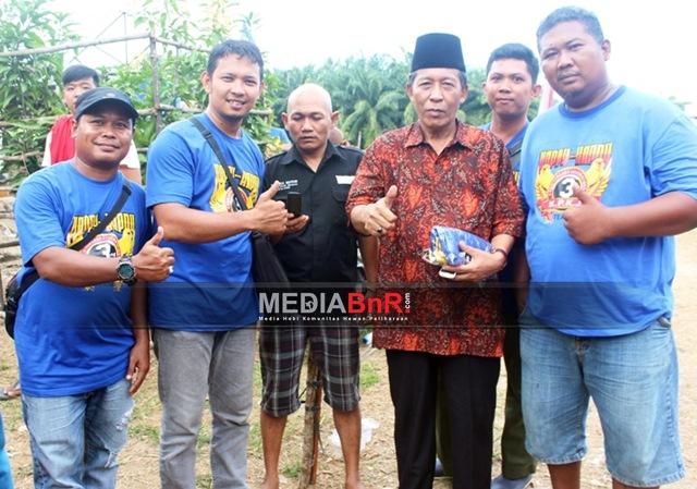 Third Anniversary Komunitas Penggemar Kenari Jambi: Berlangsung Meriah, Obit BC & Angkasa SF Juara Umum